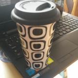 Vand cana termo cafea model deosebit