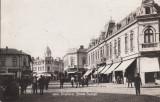1905 . CRAIOVA , STRADA BUZESTI , CIRCULATA ''930, Fotografie