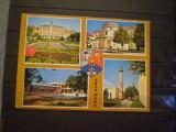 R.S.R. - SATU  MARE - VEDERI  DIN  ORAS - CIRCULATA, TIMBRATA ., Fotografie, Satu Mare