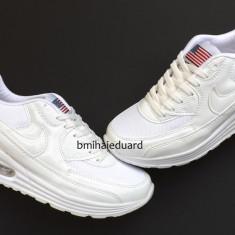 ADIDASI NIKE AIR MAX HYPERFUSE - Adidasi dama Nike, Culoare: Din imagine, Marime: 39, 40, Piele sintetica
