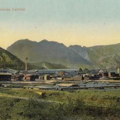 BREZOI, BREZOIU-VEDEREA FABRICEI - Carte Postala Oltenia dupa 1918, Necirculata, Printata