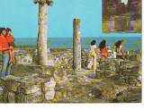 CPI (B6988) CARTE POSTALA  - HISTRIA. ASPECT AL CETATII ROMANO-BIZANTINE