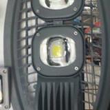 LAMPA STRADALA CU LED 100W SI LUPA - Livrare gratuita - Corp de iluminat, Iluminat stradal