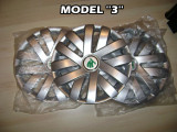 Capace Roti Skoda Fabia / Octavia / Superb / Rapid / R15