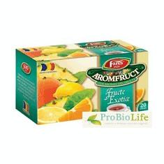 Ceai Aromfruct Fructe Exotice FARES - Ceai naturist