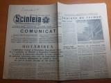 ziarul scanteia 25 iunie 1964 -plenara CC al partidului muncitoresc roman