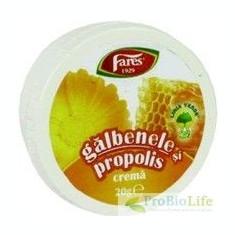 Crema Galbenele si Propolis FARES - Crema Anticelulitica