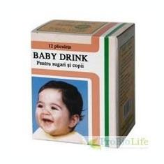 CEAI BABY DRINK 12 dz instant PHARCO - Ceai naturist