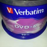 DVD+R Verbatim Blank 16x 4.7GB  AZO 50PACK