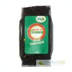 CAFELUTA DIN CEREALE SI CICOARE -GRANULATA PUNGA 90gr SOLARIS - Inlocuitor de cafea