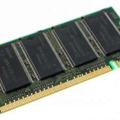 Memorie laptop sodimm 256MB DDR1 266 MHz (PC2100) - Memorie RAM laptop Kingston