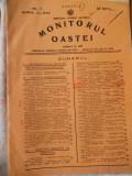 MONITORUL OASTEI  -NR.3 -20 APRILIE 1935