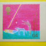 HOPCT 22752 ANGLIA MILLENNIUM 1999 /CRACIUN-NECIRCULATA, Printata