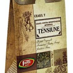 CEAIUL T - tensiune Fares - Ceai naturist