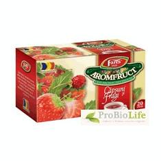 Ceai Aromfruct Capsuni si Fragi FARES - Ceai naturist