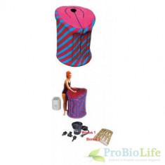 Sauna portabila, ideala pentru a scapa rapid de grasimi - Echipament Fitness
