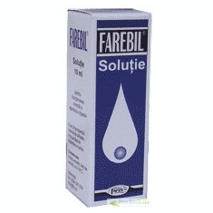 FAREBIL 10ml Solutie - FARES - Produse pentru digestie