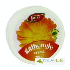 Crema Galbenele FARES - Remediu din plante