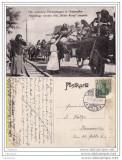 Carte postala-tema  militara,razboi, WWI- Rusia, Germania-Crucea Rosie, Circulata, Printata