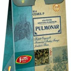 Ceai P - Pulmonar- 50gr Fares - Ceai naturist