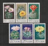 D.D.R.1974 Cactusi  CD.982, Nestampilat