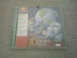 PC CD-ROM - 3D World Atlas - Deluxe Compton's (GameLand )