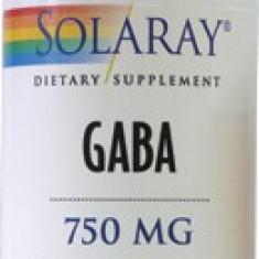 GABA 750mg 60tb - Atac de panica, Fobii - Produs antistres