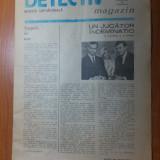 Revista detectiv anul 1/nr. 2/1990