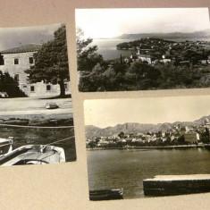 Pitoresc - Cavtat - set / lot 3 vederi vechi - Croatia - 2+1 gratis - RBK11977