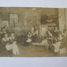 FOTOGRAFIE COLECTIE TESATORIE ANII 20, Necirculata, Romania 1900 - 1950