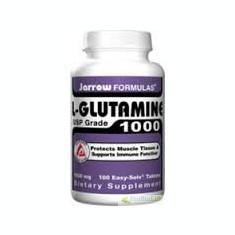 L-GLUTAMINE 100CPR-ANTIOXIDANTI - Aminoacizi
