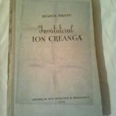 INVATATORUL ION CREANGA  ~ BIANCA BRATU