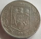 Moneda 500 LEI - ROMANIA, anul 1999 *cod 297 - aluminiu