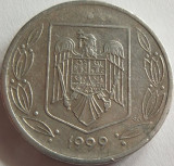 Moneda 500 Lei Allu - ROMANIA, anul 1999 *cod 297, Aluminiu