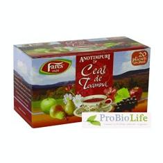 Ceai Anotimp de Toamna 20PLC FARES - Ceai naturist