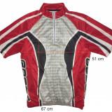 Tricou bicicleta ciclism CRANE Racer, tesatura fagure (M) cod-169128