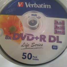 DVD+R DL Dual Layer Verbatim 8.5GB PRINTABIL
