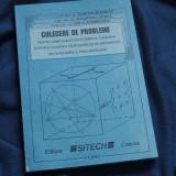 Culegere de probleme pentru admitere si perfectionarere / Matematica - 240 pag !