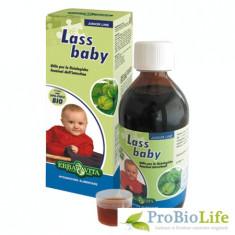 SIROP LASS BABY 150ml -Laxativ copii si sugari