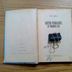 ANTIM IVIREANU si Vremea lui - Radu Albala - 1962, 204 p.