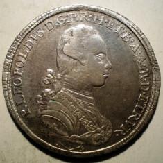 G.278 ITALIA TOSCANA LEOPOLD FRANCESCONE 10 PAOLI 1777 ARGINT 27, 3g, Europa