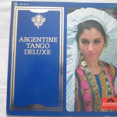 Argentine Tango Deluxe _ vinyl(LP) Japonia - Muzica Latino Altele, VINIL