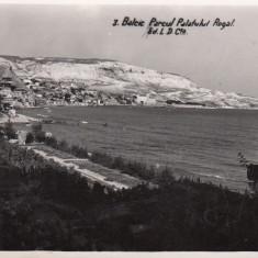 BALCIC, PARCUL PALATULUI REGAL, EDITURA L.D. CONSTANTA - Carte Postala Dobrogea dupa 1918, Necirculata, Fotografie