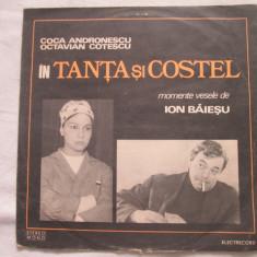 Coca Andronescu, Octavian Cotescu - Momente Vesele _vinyl(LP)Romania non music - Muzica soundtrack electrecord, VINIL