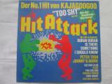 Various – Hit Attack _ vinyl(LP,compilatie) Germania italo-disco, VINIL
