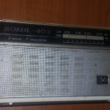 RADIO SOKOL 403, NU FUNCTIONEAZA . - Aparat radio