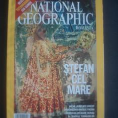 REVISTA NATIONAL GEOGRAPHIC  LUNA IUNIE 2005