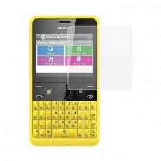 Folie Nokia Asha 210 Transparenta