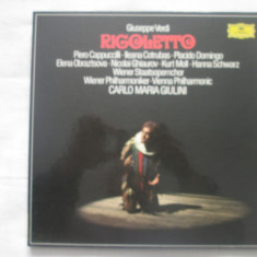 Verdi - Rigoletto _ vinyl(3 box LP) Germania - Muzica Opera Altele, VINIL
