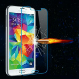 Folie de sticla TEMPERED GLASS pt SAMSUNG GALAXY S6 - Folie de protectie